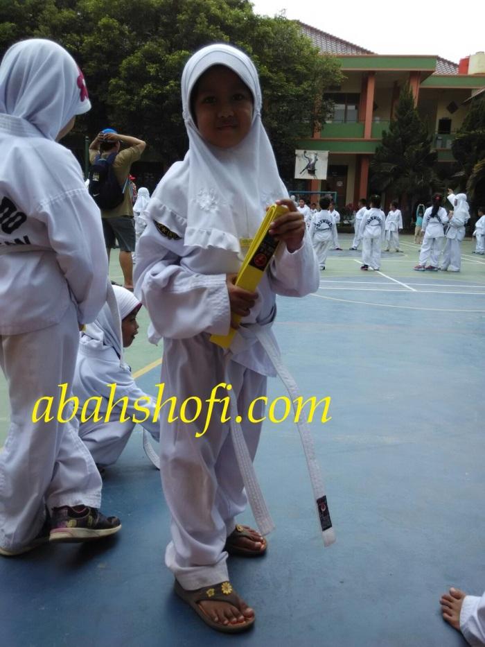 Manfaat Latihan Taekwondo Buat Anak