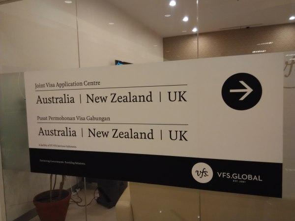 membuat visa ke Inggris