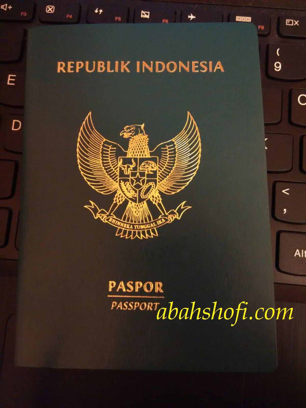 tips membuat paspor