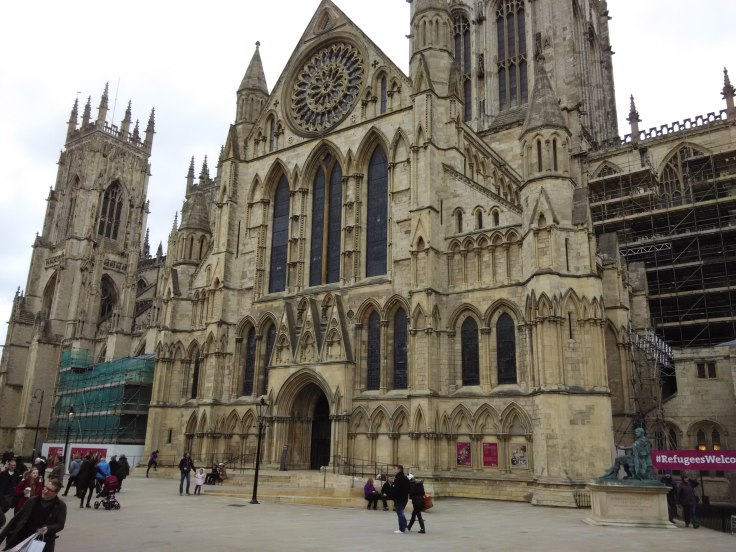 Kesan Pertama Kota York