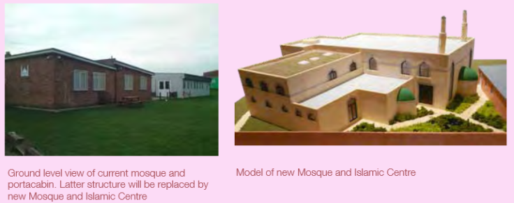 new york mosque