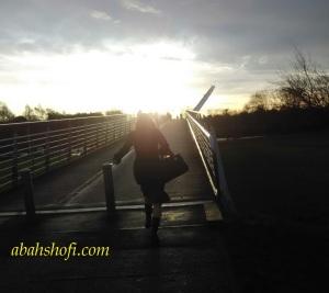 millenium bridge at york